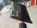 JURATECH R34 OEM style Wing Bracket ver.2 Carbon Sheet Style model / ジュラテック R34 純正タイプウイングステー ver2 カーボンラッピングモデル