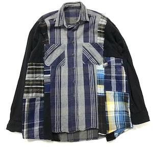 REMAKE  HEAVY SHIRTS リメイクヘビーネルシャツ【Shirts38】