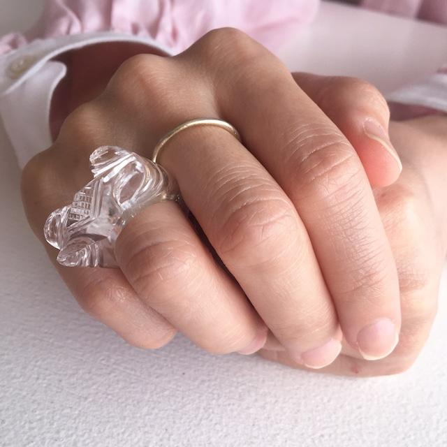 Crystal Ring, Design No.3