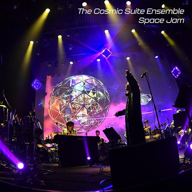 【LP】The Cosmic Suite Ensemble - Space Jam