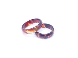 べっ甲 指輪(Ri-009)