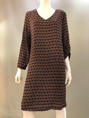 MARIO CLOTILDE PARIS  フランスブランド 中国製 DRESS H246