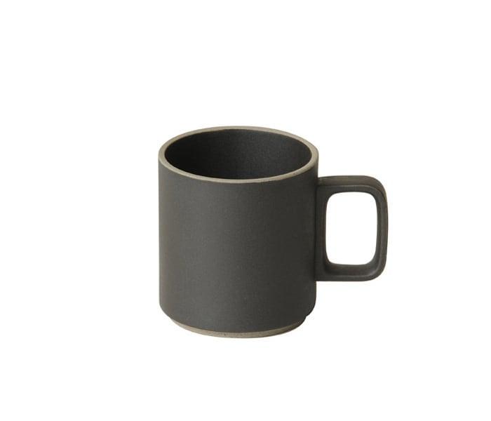 Hasami Porcelain(ハサミポーセリン) HPB020 マグカップ ブラック  385ml