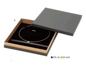 アクセサリー紙箱ネックレス コンビボックス 6個入り 7151-N