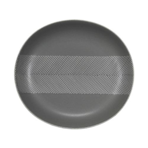BIRDS' WORDS(バーズワーズ) Tabletop Plate 21.5cm ash gray