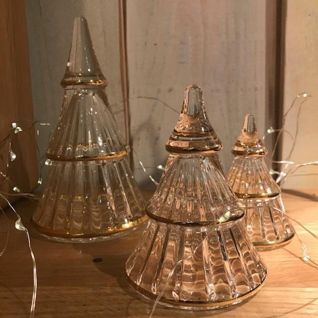 【Holmegaard(ホルムガード)】クリスマスツリーS  H7.5センチ