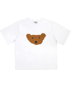 【Mogu Takahashi】T SHIRT MIDNIGHT BEAR