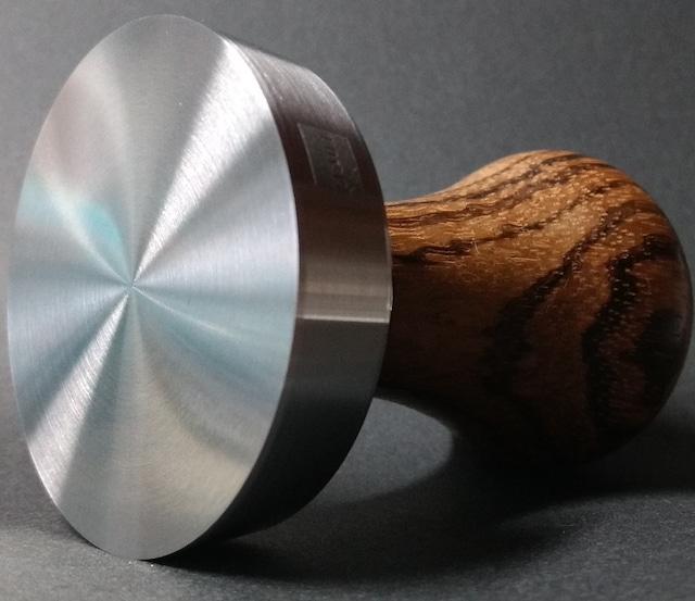 TORRタンパー●チタン TFSE 58.55mm 58.8mm フラット シャープエッジ Espressoタンパー