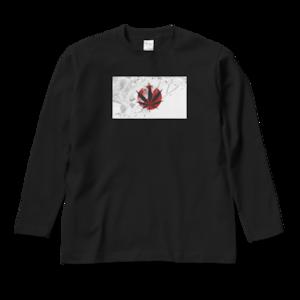 MJ SELECTオリジナルロゴデザイン【パーカー】Japan Flag×大麻柄 ロゴ6色