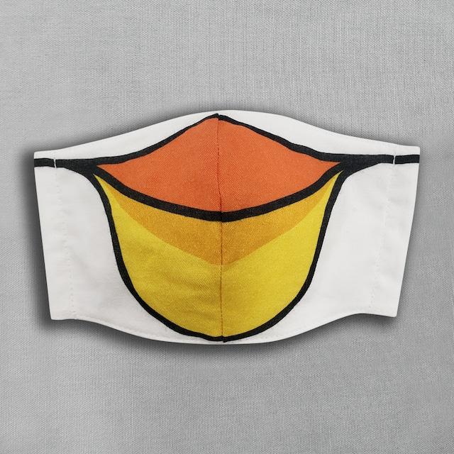 【抗菌・抗ウィルス加工マスク/受注販売】ペリカン|動物マスク