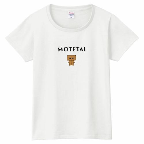 とうふめんたるずTシャツ(あつし先輩・レディース)