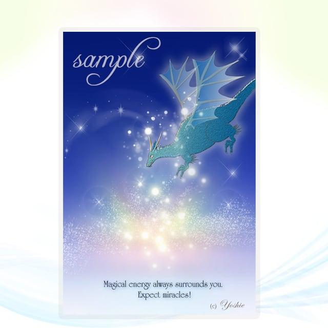 Magical Energy(ドラゴン・龍)/ch.009L・メッセージカード