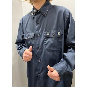 80's Big Mac カスタムワークシャツ