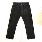 90's Levi's 501 BLACK <MADE IN USA>