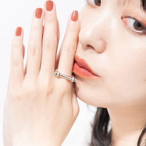 RING || 【予約商品】D ROPE RING SIZE L || 1 RING || SILVER || FDF143