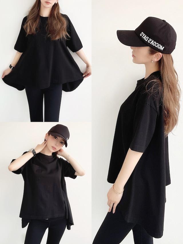 ドレープTシャツ ¥4,900+tax