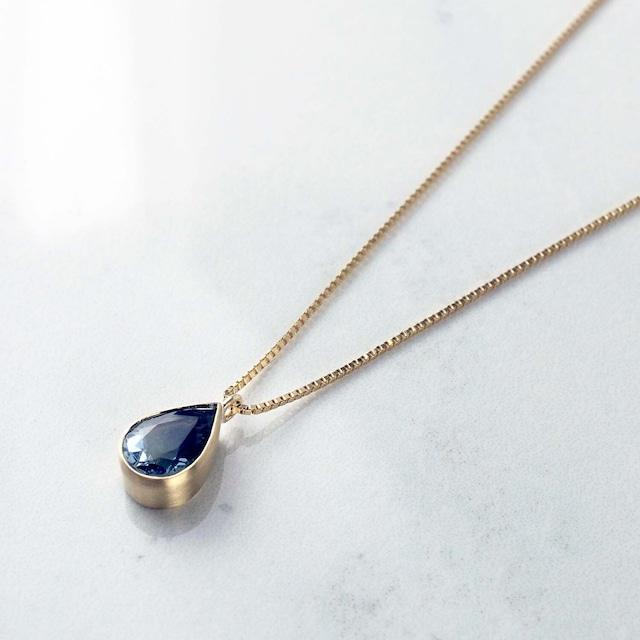 Tanzanite Necklace(N243-TN)