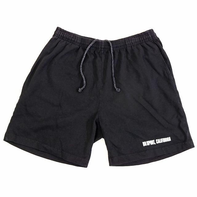 Mid-Length Shorts (Black)
