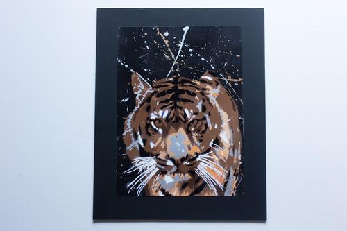 Tiger (額入り特別作品)