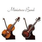 ミニチュアバンド[バイオリン]