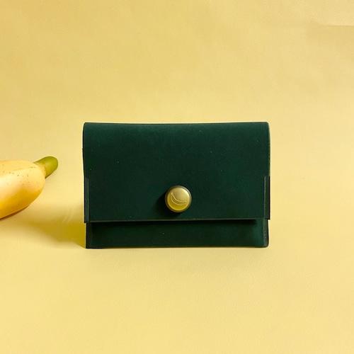 ブルーバナナパスケース/コザックグリーン