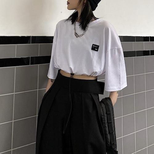 ドロストタグTシャツ RD8581