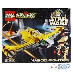 LEGO レゴ システム 7141 スター・ウォーズ ナブーファイター