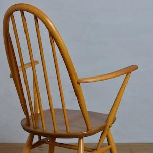 Ercol Quaker Arm Chair / アーコール クエーカー アーム チェア 〈ダイニングチェア・デスクチェア〉SB2008-0003