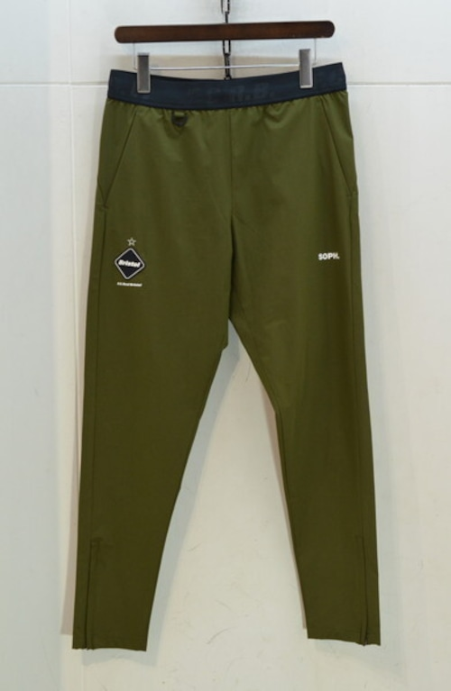 F.C.REAL BRISTOL STRETCH LIGHT WEIGHT EASY PANTS
