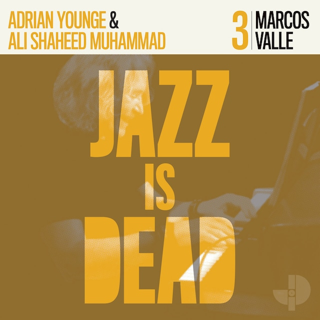【CD】Marcos Valle, Ali Shaheed Muhammad &  Adrian Younge - Marcos Valle(JAZZ IS DEAD)2530円(税込)