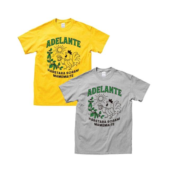 晴豆商店 × Frenzy Works コラボTシャツ   T-shirt