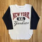 80's Champion NEW YORK YANKEES Baseball Tee