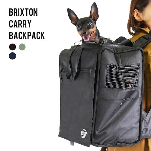 BRIXTON CARRY BACKPACK ブリクストンキャリーバックパック