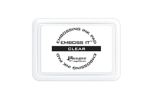 Ranger Emboss It Ink Pad Clear