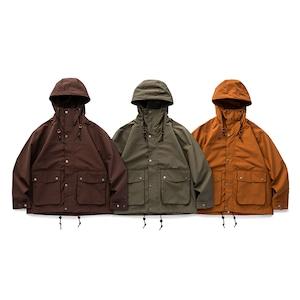 【UNISEX】アウトドア マウンテン パーカー フード ジャケット【3colors】
