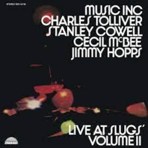 【ラスト1/LP】CHARLES TOLLIVER - Live At Slugs' Volume II  -LP-