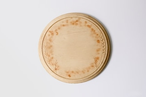 vintage bread board (wheat)  /  ヴィンテージ 木製 ブレッドボード (麦の穂)