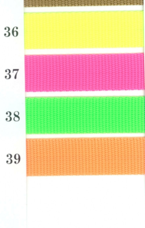ビタミンカラー PPテープ 18幅 1.5厚 10m単位