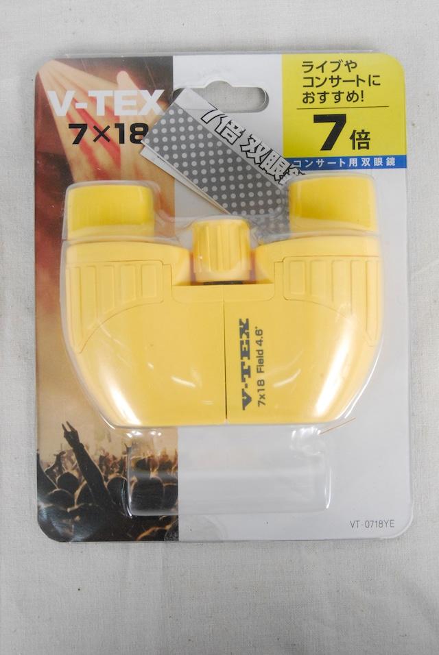 2597 未使用 ケンコー 双眼鏡 V-TEX 7×18 7倍 愛知県岡崎市 直接引取限定
