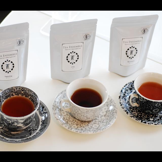 世界三大紅茶飲み比べセット