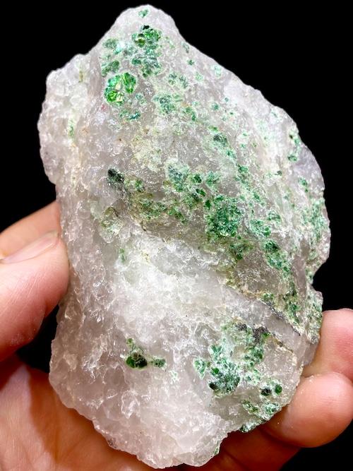 4) フックサイト原石