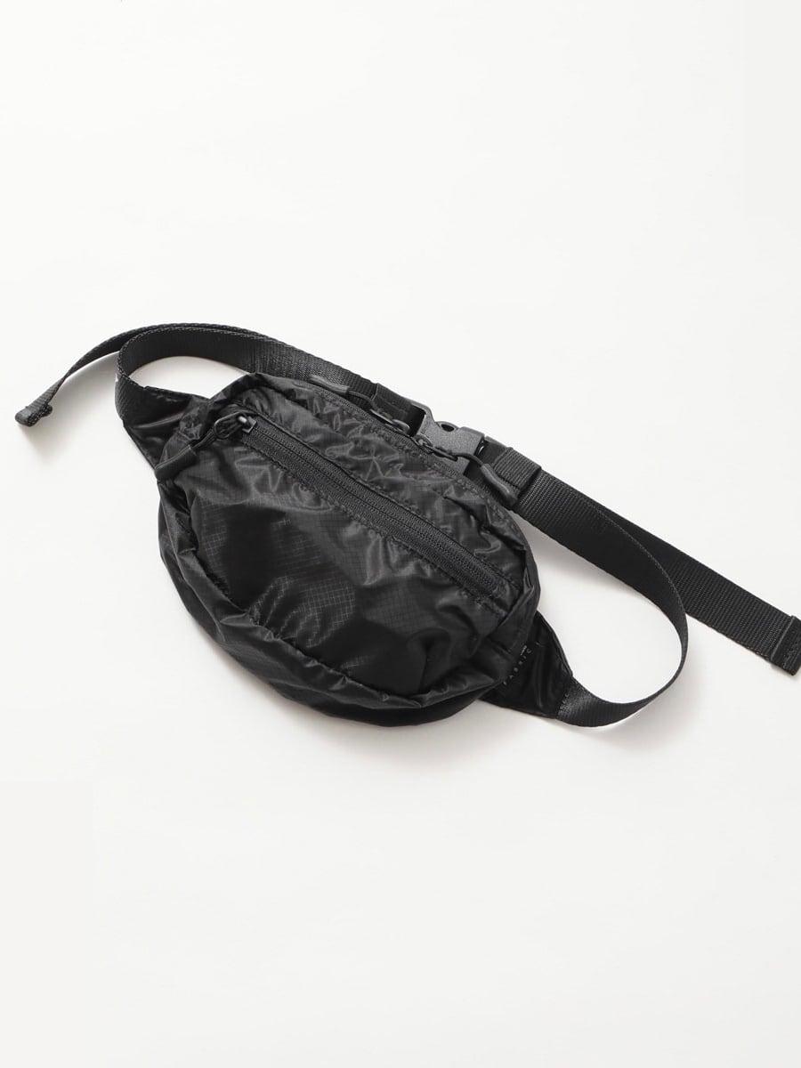 【HOLIDAY】HOLIDAY PACKABLE MINI WAIST BAG