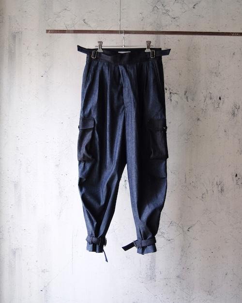 Eldritch Gurkha pants(soft denim)