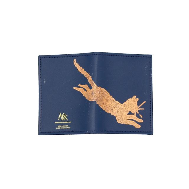 Ark Colour Design_Card Case:Dark Blue