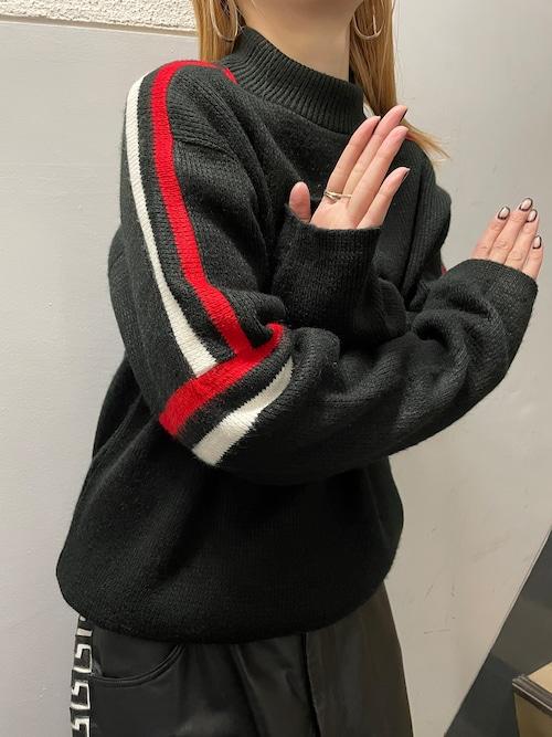 90's YAMAHA アクリルニットセーター