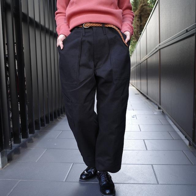 TUKI(ツキ) combat pants / black