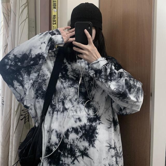 【トップス】韓国系プリントファッションシンプル韓国系42908598