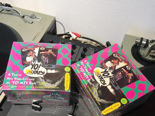 YO!MTV RAPS シールド付き1BOX