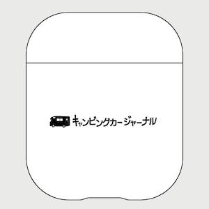 キャンピングカージャーナル オリジナルAirPodsケース