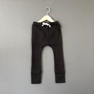 arkakama BASIC Sarouel Leggings ( BLACK )  3L(12-13y)  AKL00012 ※一枚までメール便可